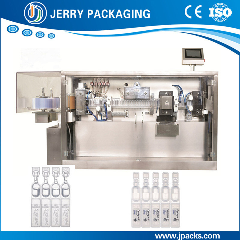 PVC Automatic Forming Medicine Liquid Filling Machine