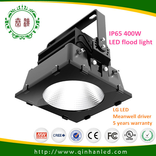 IP65 5 Years Warranty LED Outdoor Stadium Flood Lamp (QH-TGC400W)