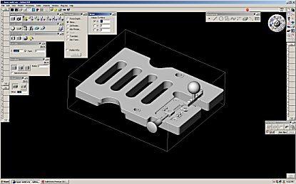 CNC 3D Machining in China