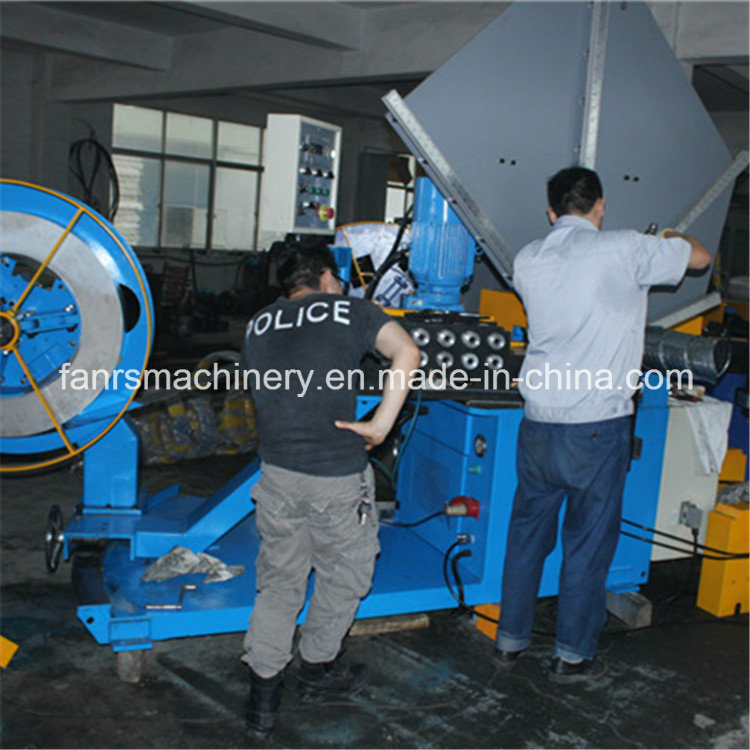 Spiral Duct Machines for Air