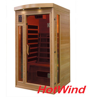 Far Infrared Sauna Room Portable Sauna for 1 People (SEK-CP1)