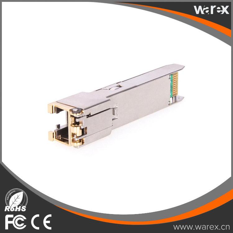 CISCO GLC-T Compatible 1000Base T RJ45, 100 meters, Copper transceiver