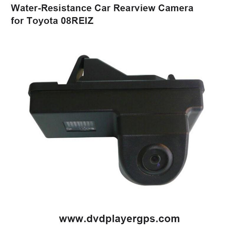 High Definition Car Rear View Camera/CCTV Camera for Toyota 08reiz