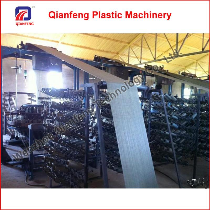 Manufacturer Making Plastic Woven Bag Knitting Machine/Machinery