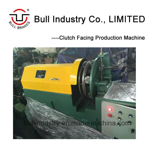 Clutch Facing Production Machine Winding Machine