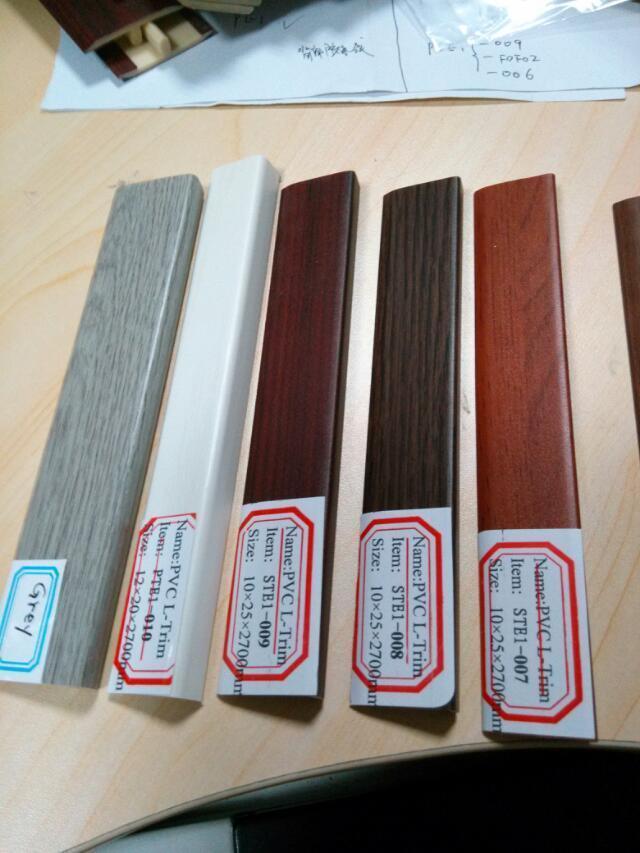 5mm PVC Flooring Transition Profiles