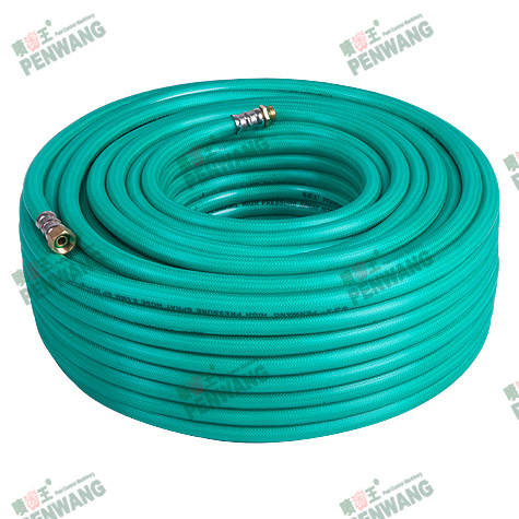 Transparent High Pressure Braided Hose (Pw-1005)