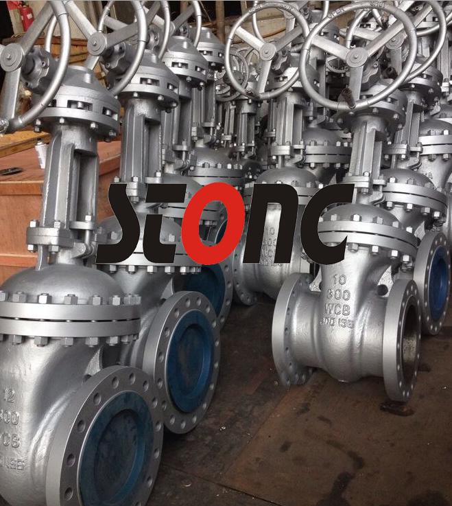 API ANSI 300lb RF/ Bw Carbon Steel Gate Valve