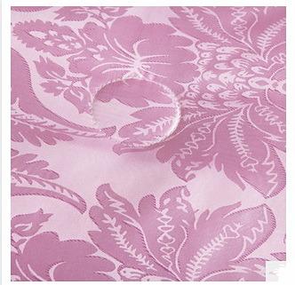 High Quality Beautiful Pure Cotton Jacquard Satin Fabric Kapok Quilt of China