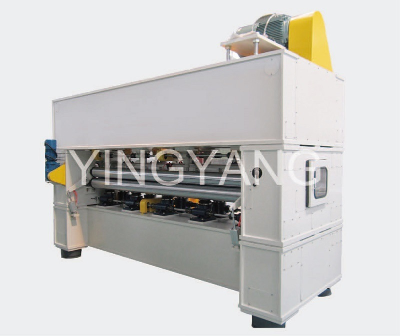 Yygz-V Double Shaft Single Board Needle Loom