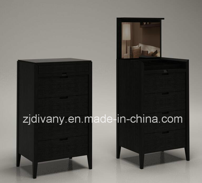 Italian Modern Furniture Solid Wood Dresser (SM-D34)