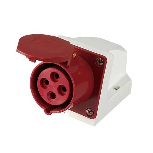 IP67 Splash Ce 3p+E 380V 32A 6h Industrial Plug Socket