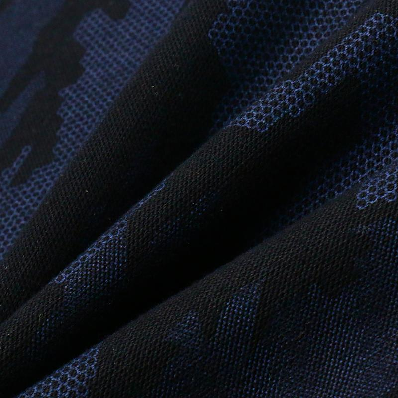 Printed Cotton Modal Spandex Fabric for Trousers