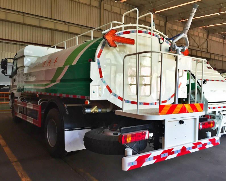 4, 000-10, 000L Water Tank Truck, Chinese water tank truck