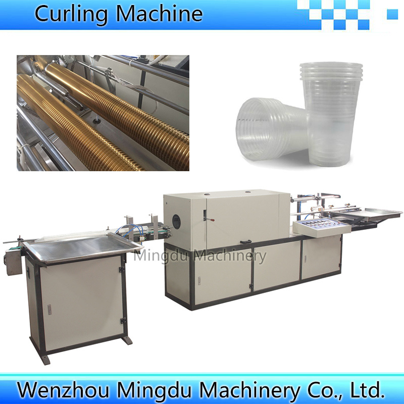 Cup Lip Curling Machine (JBJ-120)