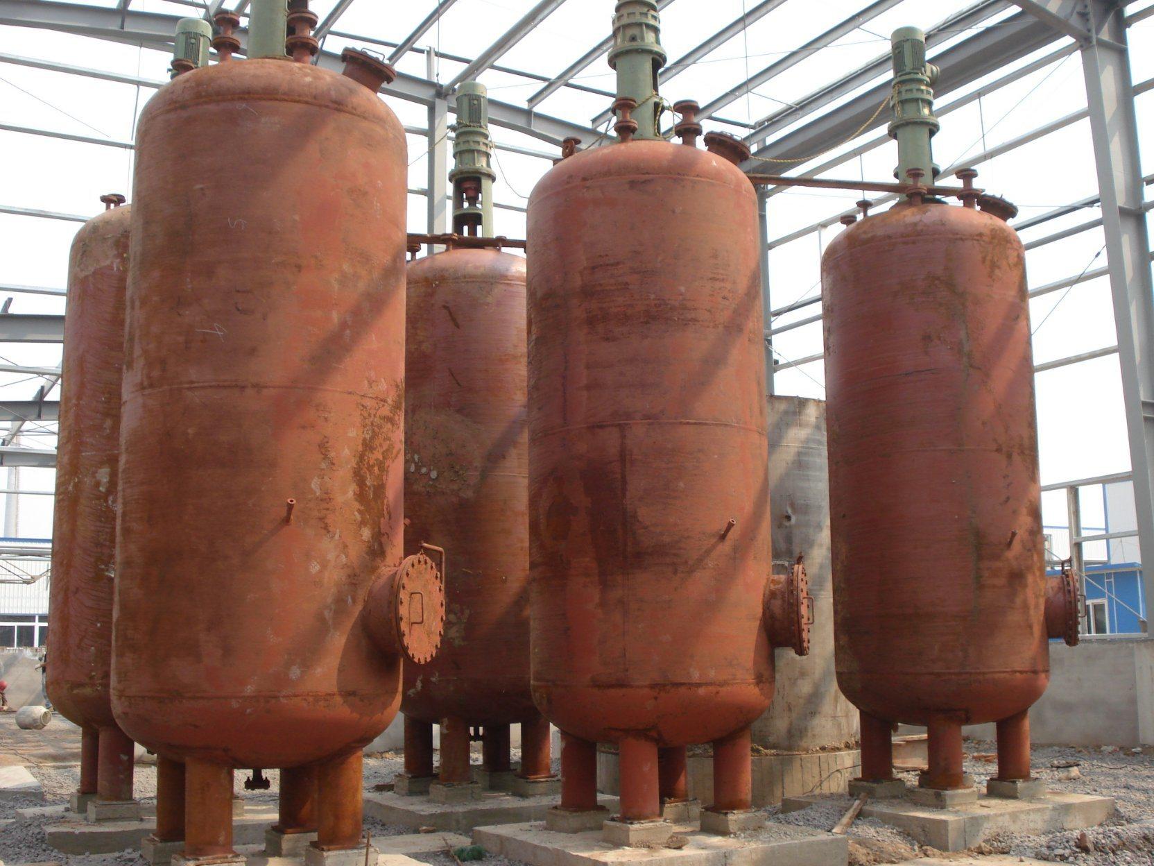 Updated Technology Liquid Sodium Silicate Production Line