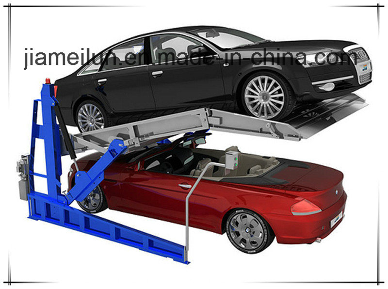 2 Level Tilting Mini Car Lift
