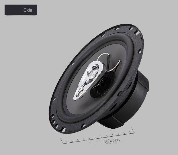 653b 6.5-Inch Classic Series of Car Speaker Coaxial Horn