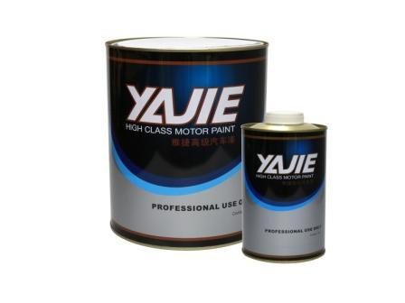 Yajie 1k Automotive Paint