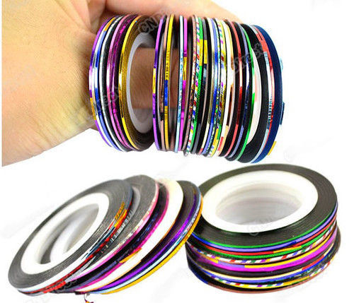 Rolls Striping Tape Line Nail Line Art Decoration Sticker