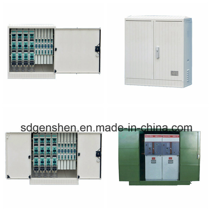 Ybw-12 Three-Phase Saving-Energy Prefabricated Box Type Substation (European)