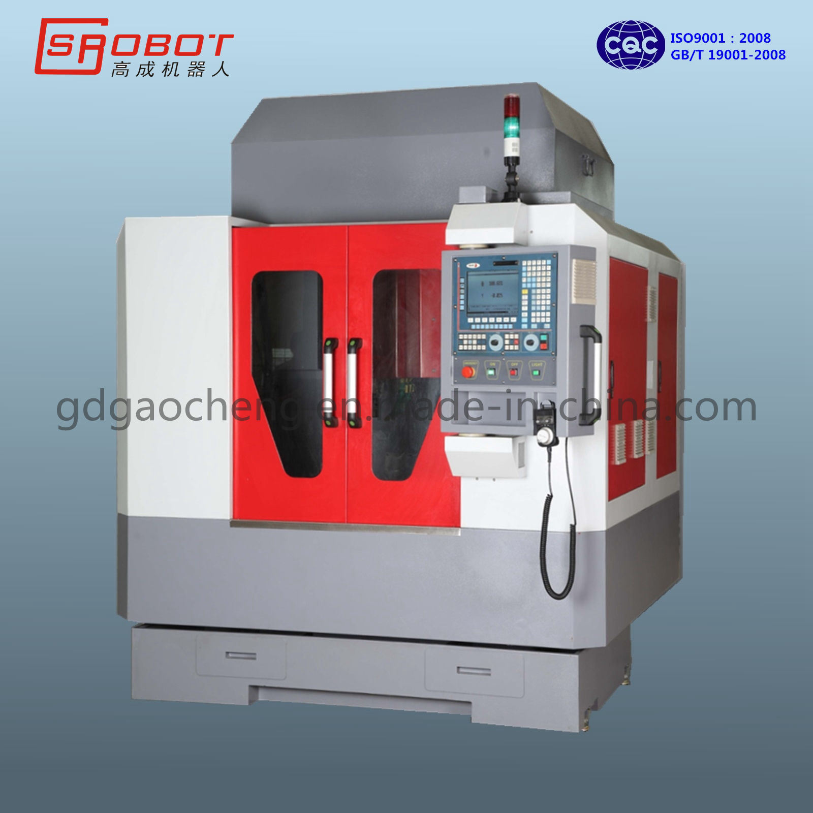 760 X 640mm CNC Milling and Engraving Machine GS-E760