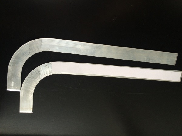High Performance Aluminum/Aluminium Profile for Heat Sink Pipe