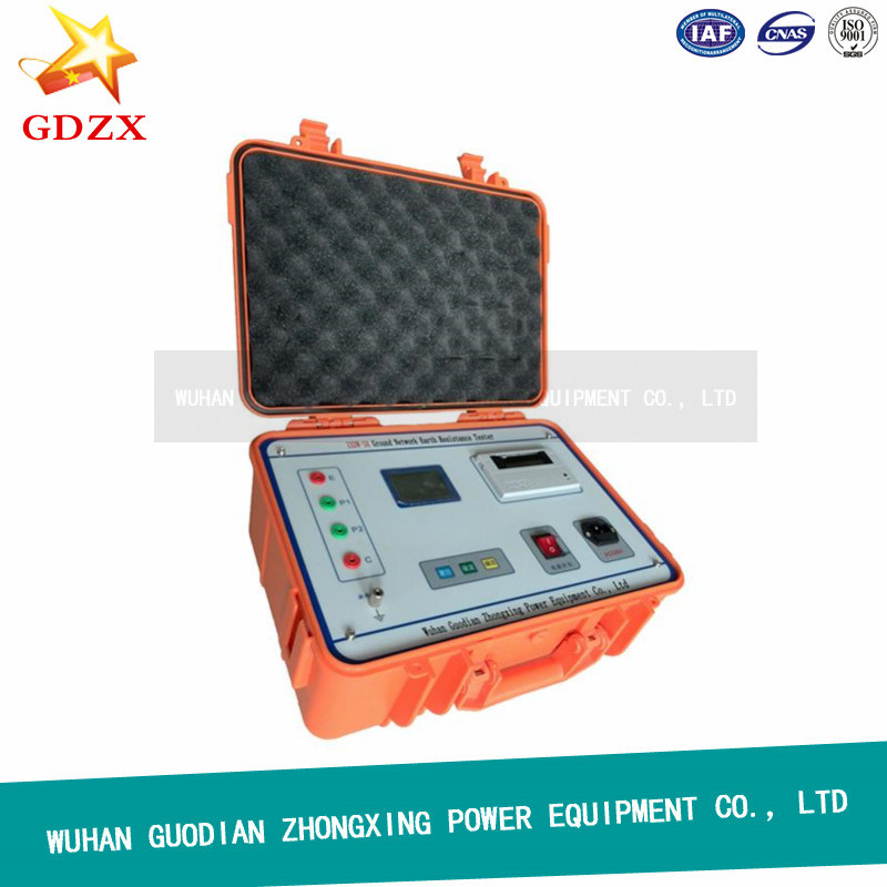 3A Large-Scale Grounding Grid Earth Resistance Tester
