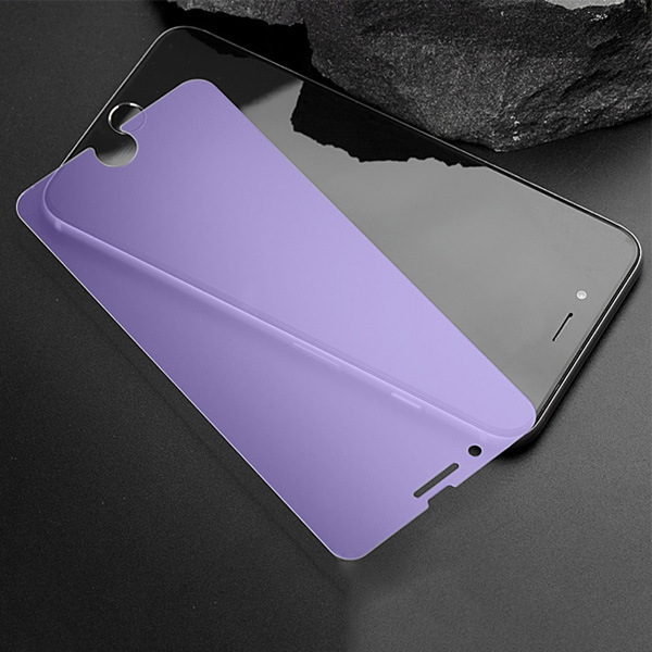 Transparent Anti-blue Ray Tempered Glass Film For iPhone 7/ 7 Plus