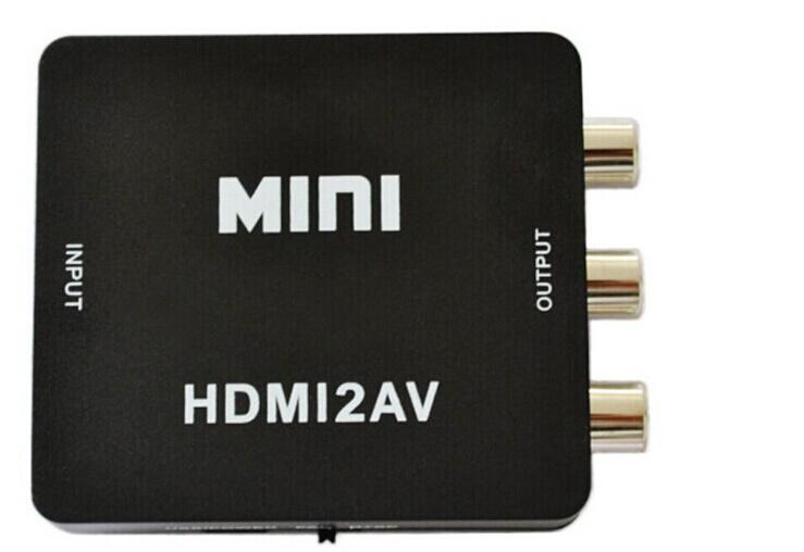 HDMI to RCA Converter 1080P