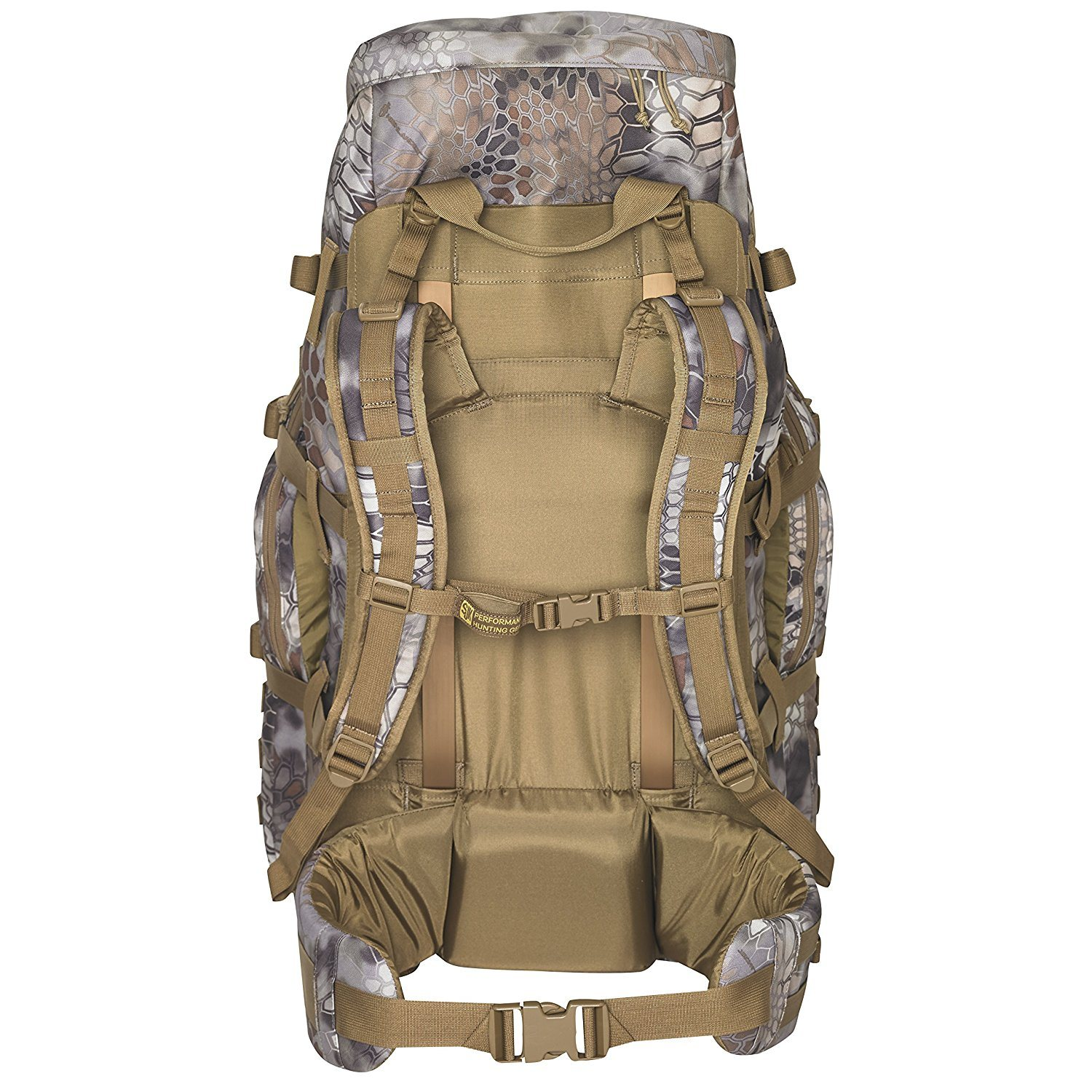 Camo Comfortable Huting Backpack