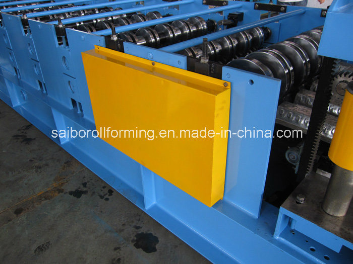 Flooring Decking Roll Forming Machine