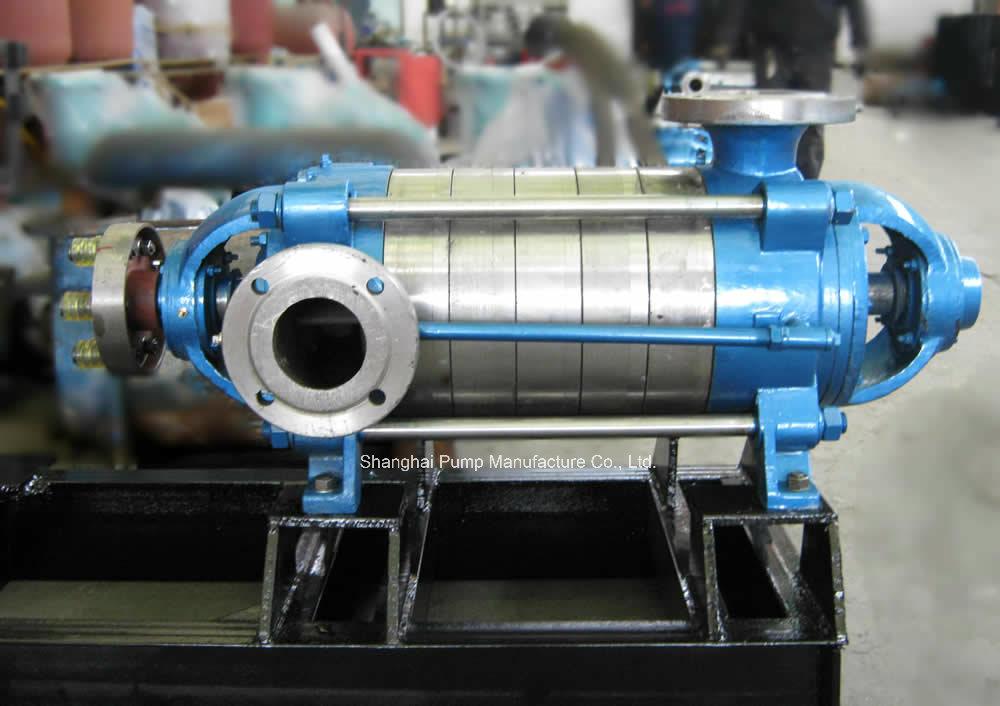 Horizontal Heavy Duty High Pressure Multistage Centrifugal Pump