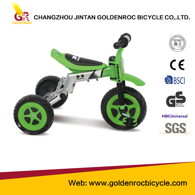 "(GL112-5) Japanese 10"" Children Tricycle"