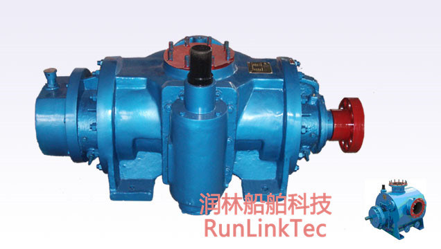 Screw Pump/Double Screw Pump/Twin Screw Pump/Fuel Oil Pump/2lb2-450-J/450m3/Marine Equipment