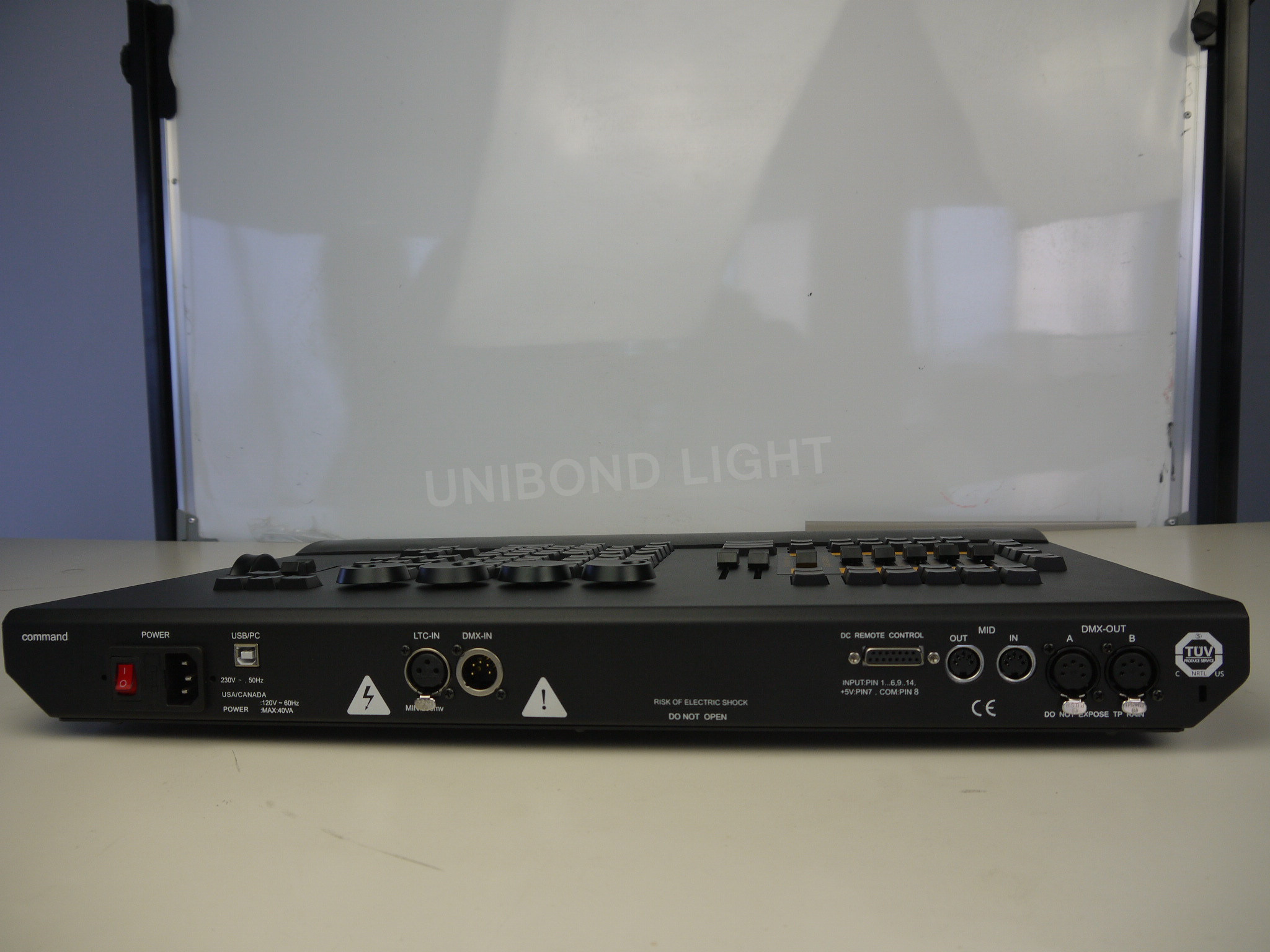 Onpc Command Wing Ma Console Light Controller for Concert