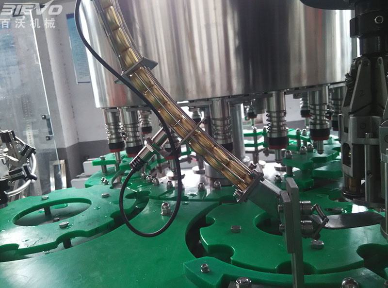 Automatic Orange Juice Drink Filling Machine Producing Line for Glass Bottle