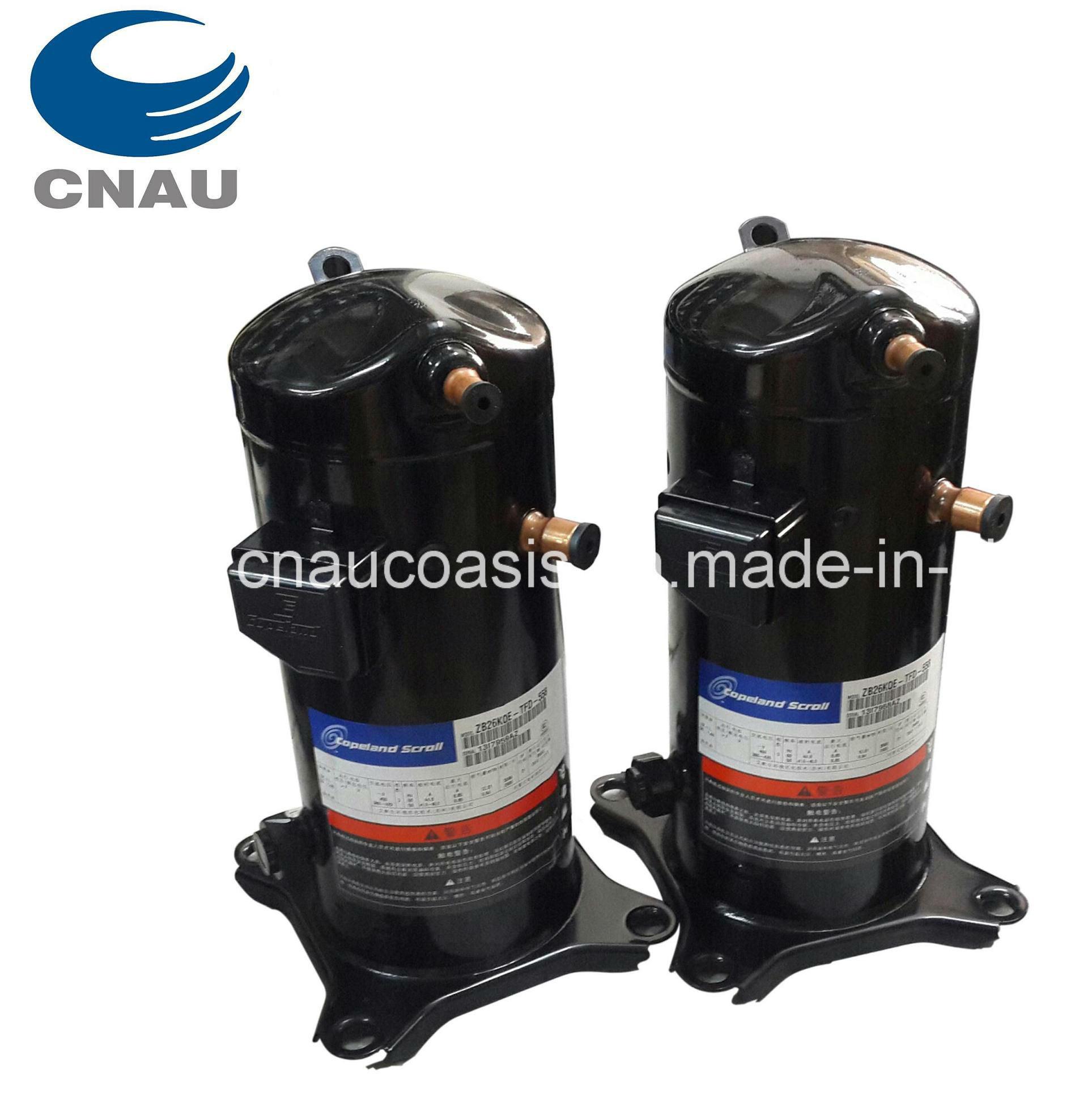 Zr/Zb Series Emerson Copeland Scroll Compressor for Air Conditioning / Refrigeration