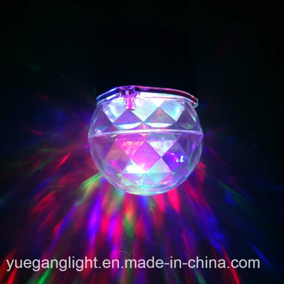 Yuegang Ce& RoHS 2 In1 Kaleidoscope LED Projector Light