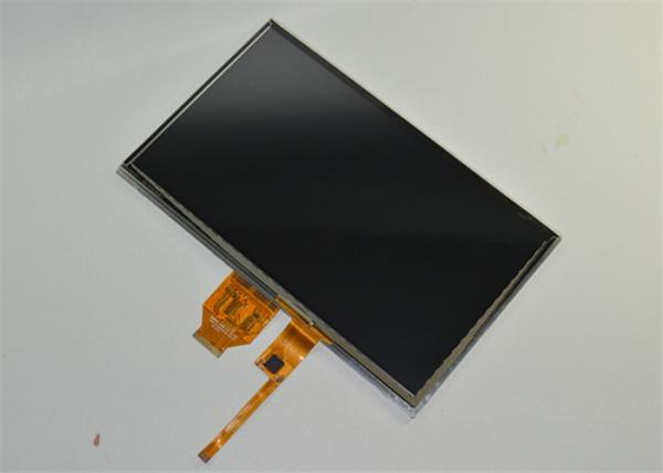 10.1 Inch Customized Capacitive Touch Screen with TFT LCD Module for Medical Device Application, High Brightness