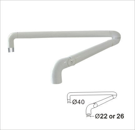 Dental Arm Holder Spare Parts for Chair Unit