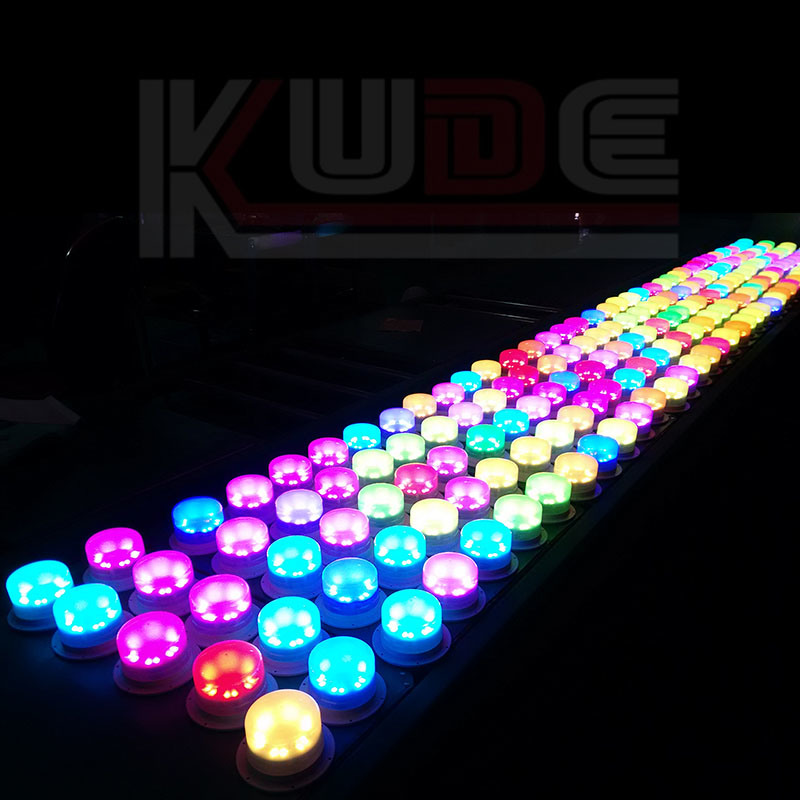 175mm LED Light Base LED Wick Base for LED Furniture