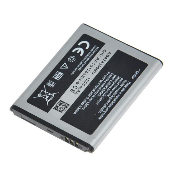 Cellphone Battery Ab474350bu for Samsung