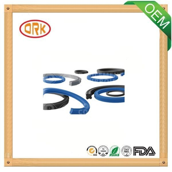 Colored NBR Water Resistance Rubber X Ring