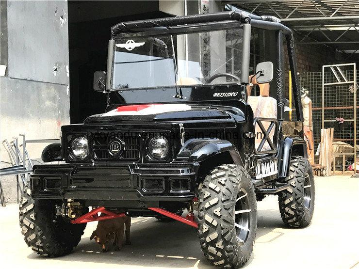 Chain Drive Electric Sports ATV China Supply