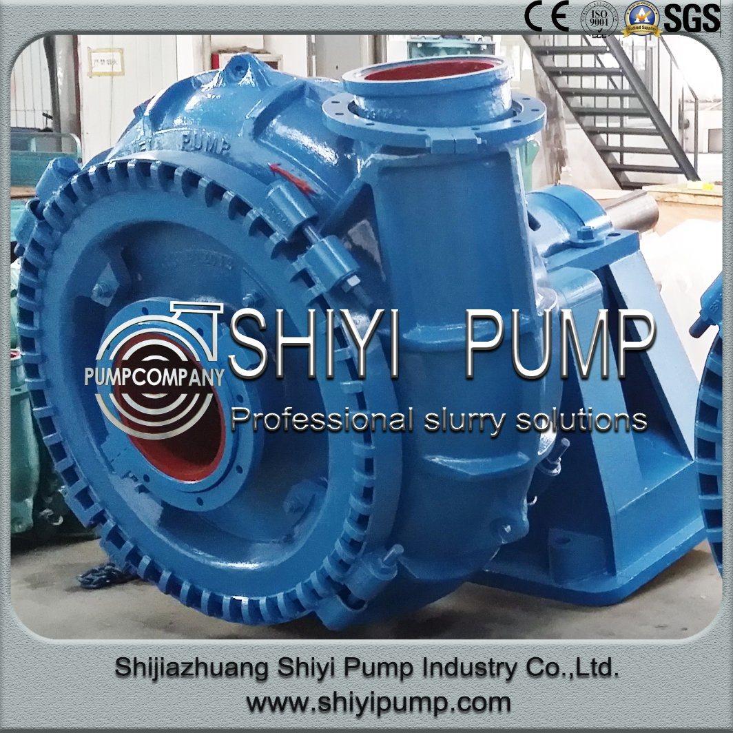 Heavy Duty Centrifugal Dredging Suction Sand Pressure Gravel Pump