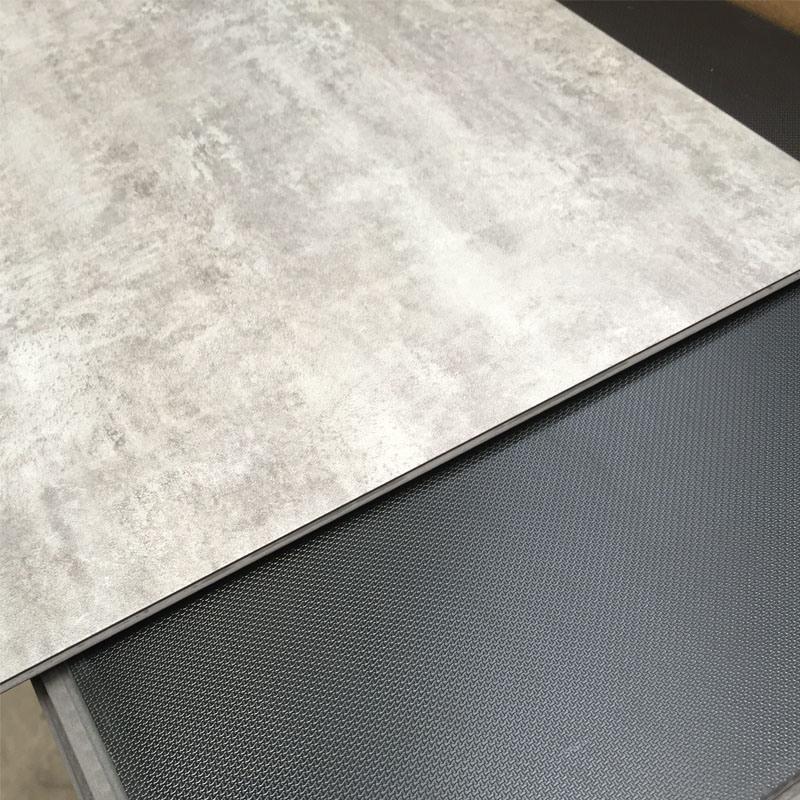 Stone Grain PVC Luxury Vinyl Click Flooring Tiles (300X600mm)