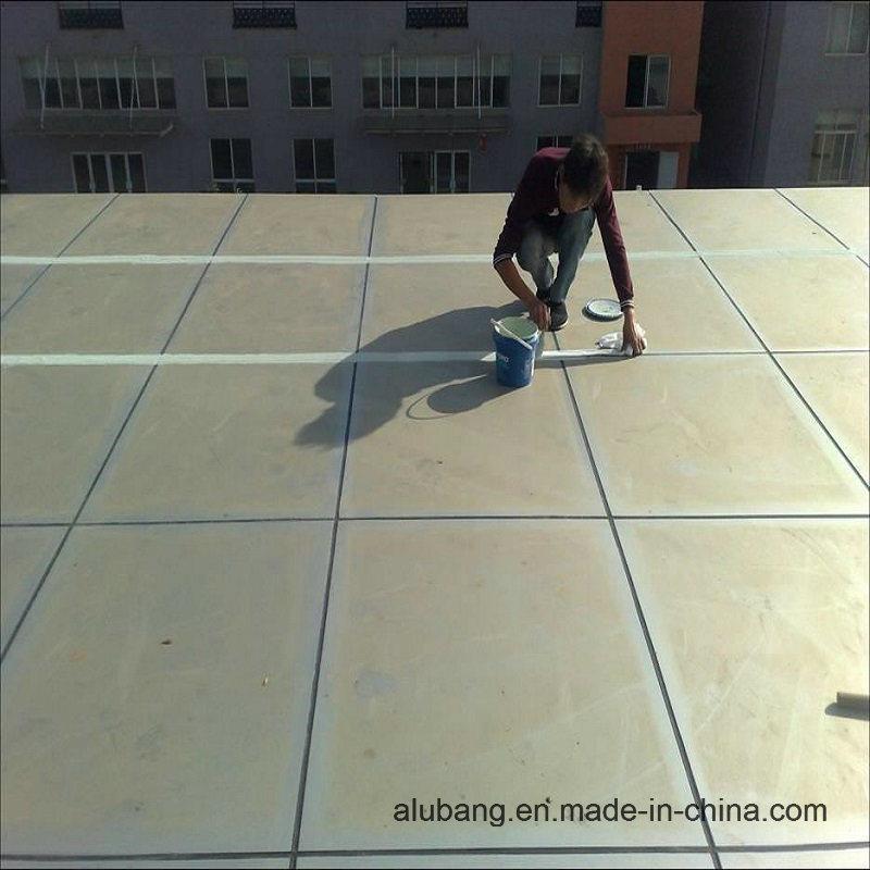 Easy Installation for Aluminum Composite Panel (ALB-023)