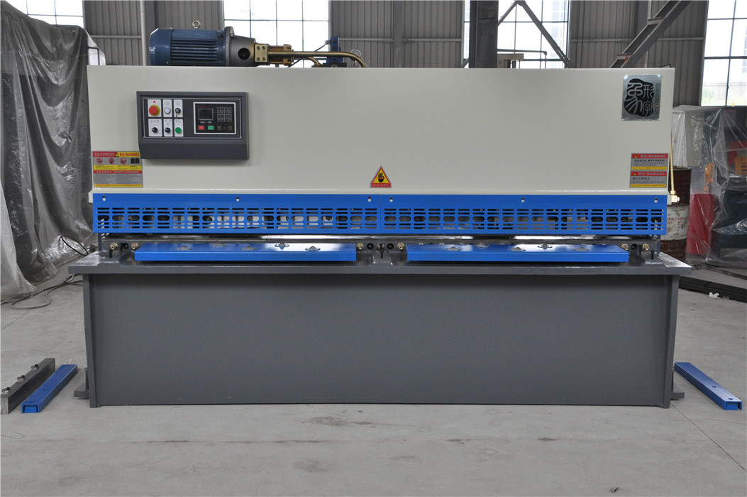 QC12k Series Servo CNC Shearing Machine
