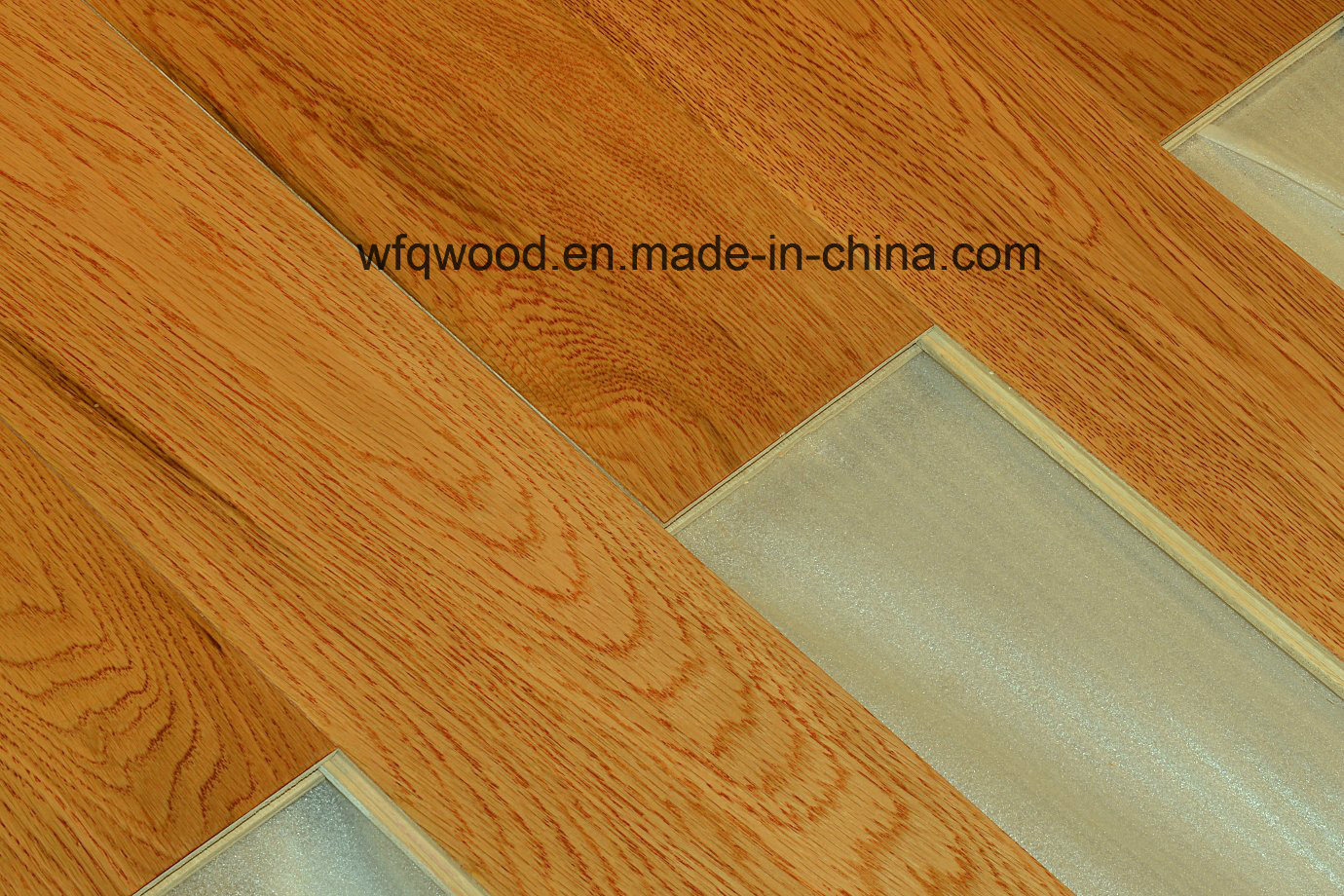 105 Multilayer Oak Wood Flooring